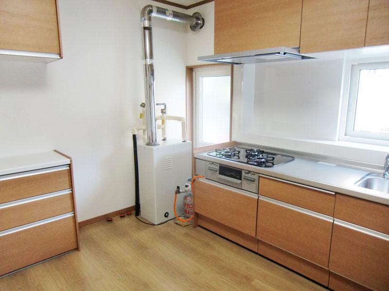 リビング&キッチン改修工事